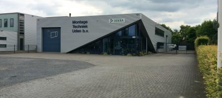 Uden Oostwijk 7, 300 m2 bedrijfsruimte, bedrijventerrein Vluchtoord