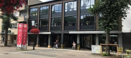 Uden Marktstraat 16,  255 m2 winkelruimte Toplocatie