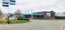 Deurne, Florijn 25  TE KOOP, Showroom met magazijn/opslag, fantastische locatie.